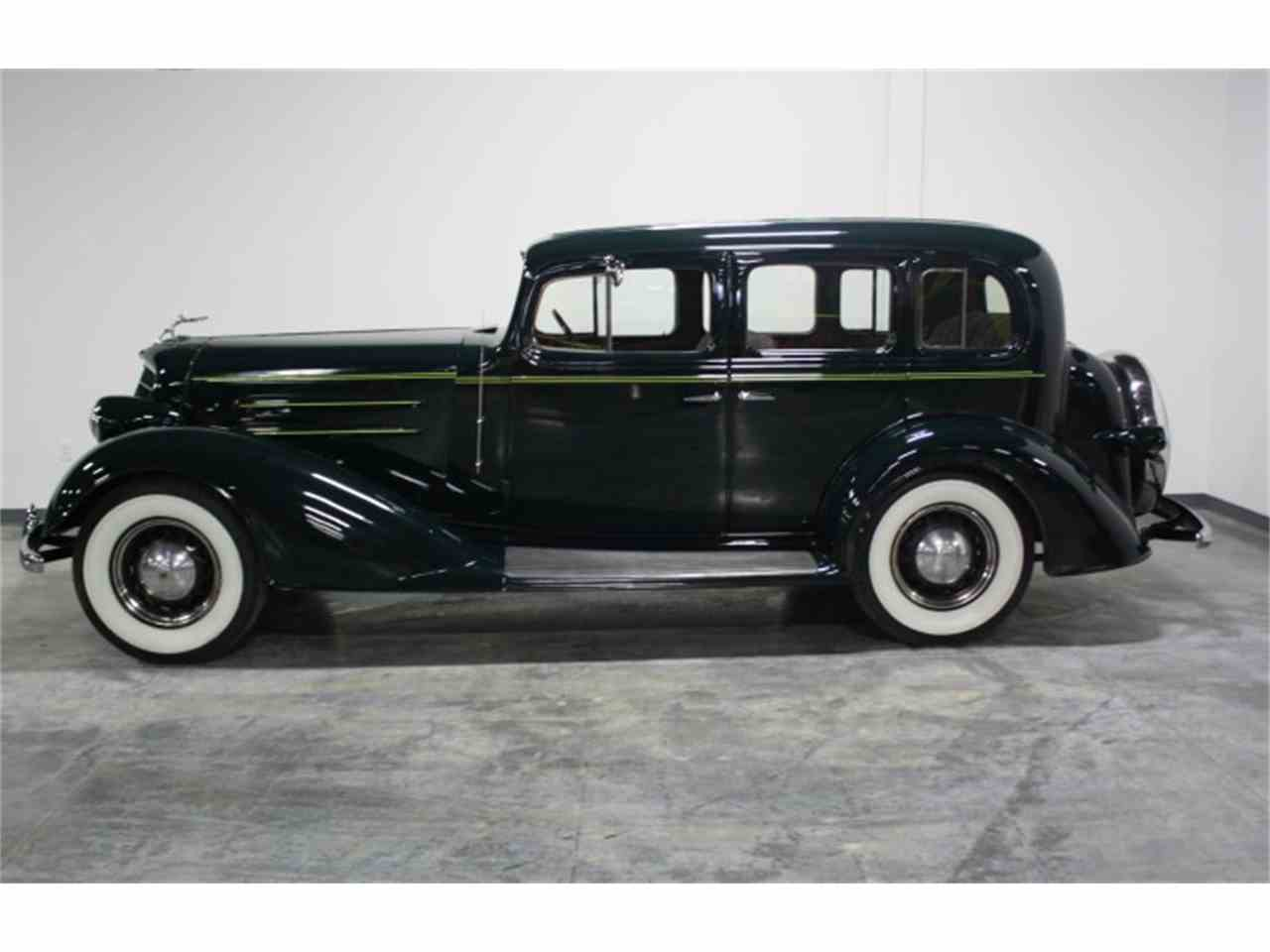 Large Picture of '34 4 Dr Touring - L7MD