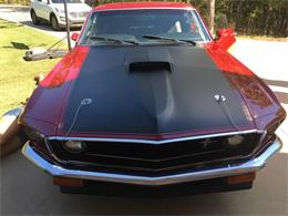 Picture of Classic '69 Ford Mustang Mach 1 - L7ME