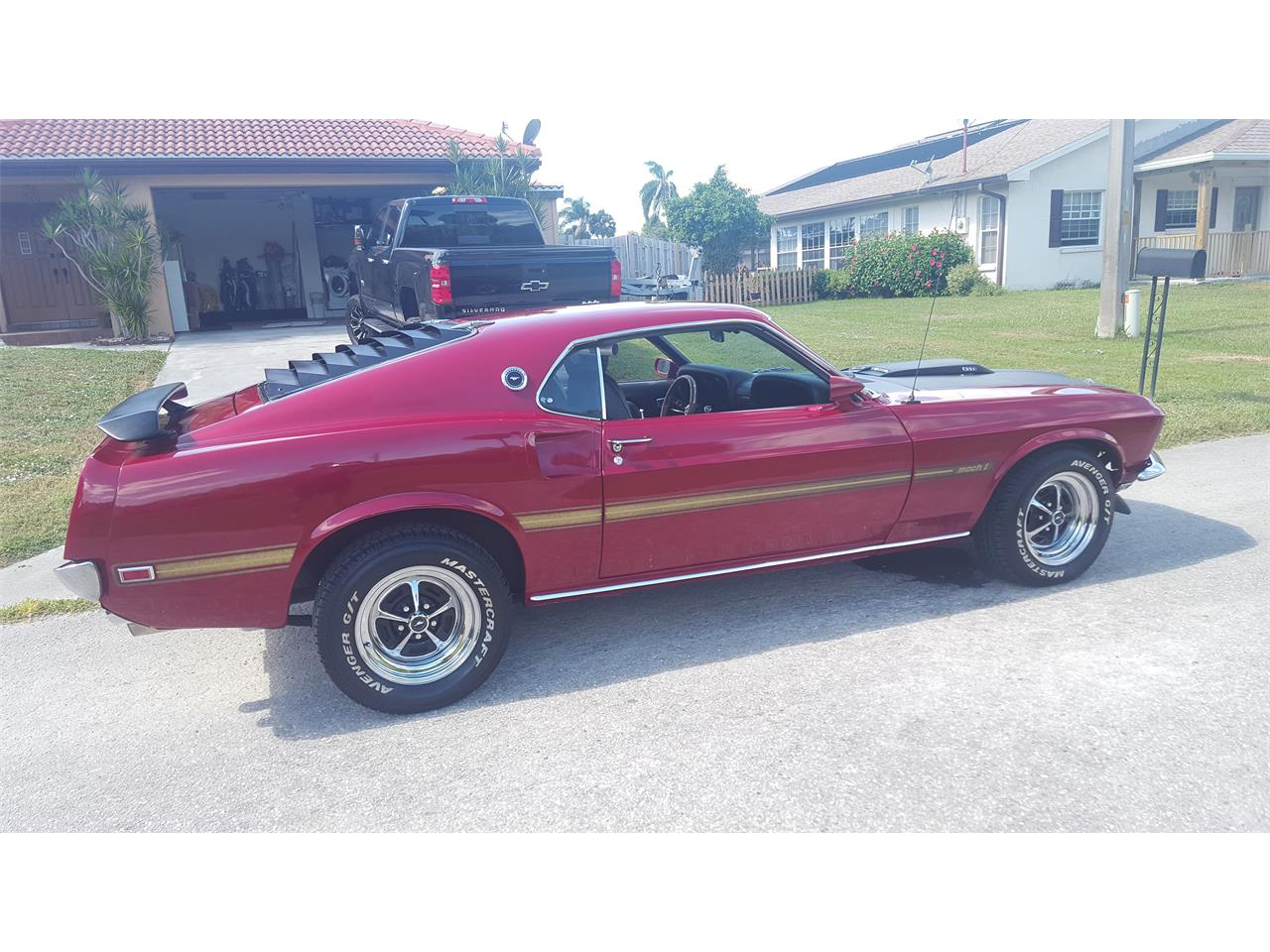 Large Picture of 1969 Mustang Mach 1 - $36,995.00 - L7ME