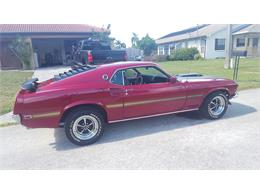 Picture of Classic 1969 Mustang Mach 1 located in Florida - L7ME