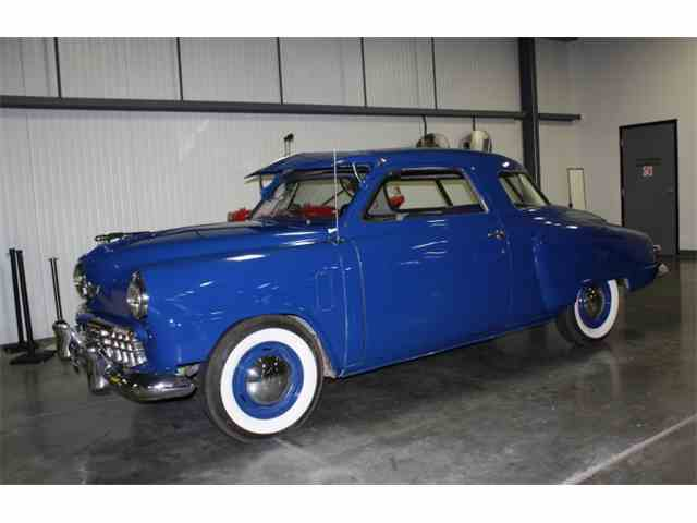 Picture of Classic '49 Studebaker Starlite located in Missouri - $17,500.00 Offered by  - L7MH