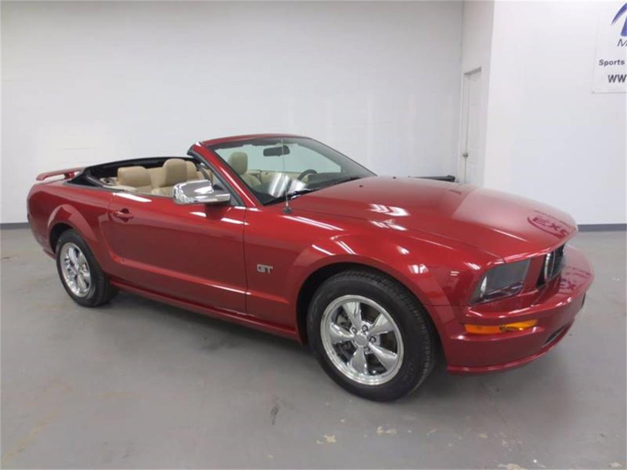 Large Picture of '07 Mustang - L7N1