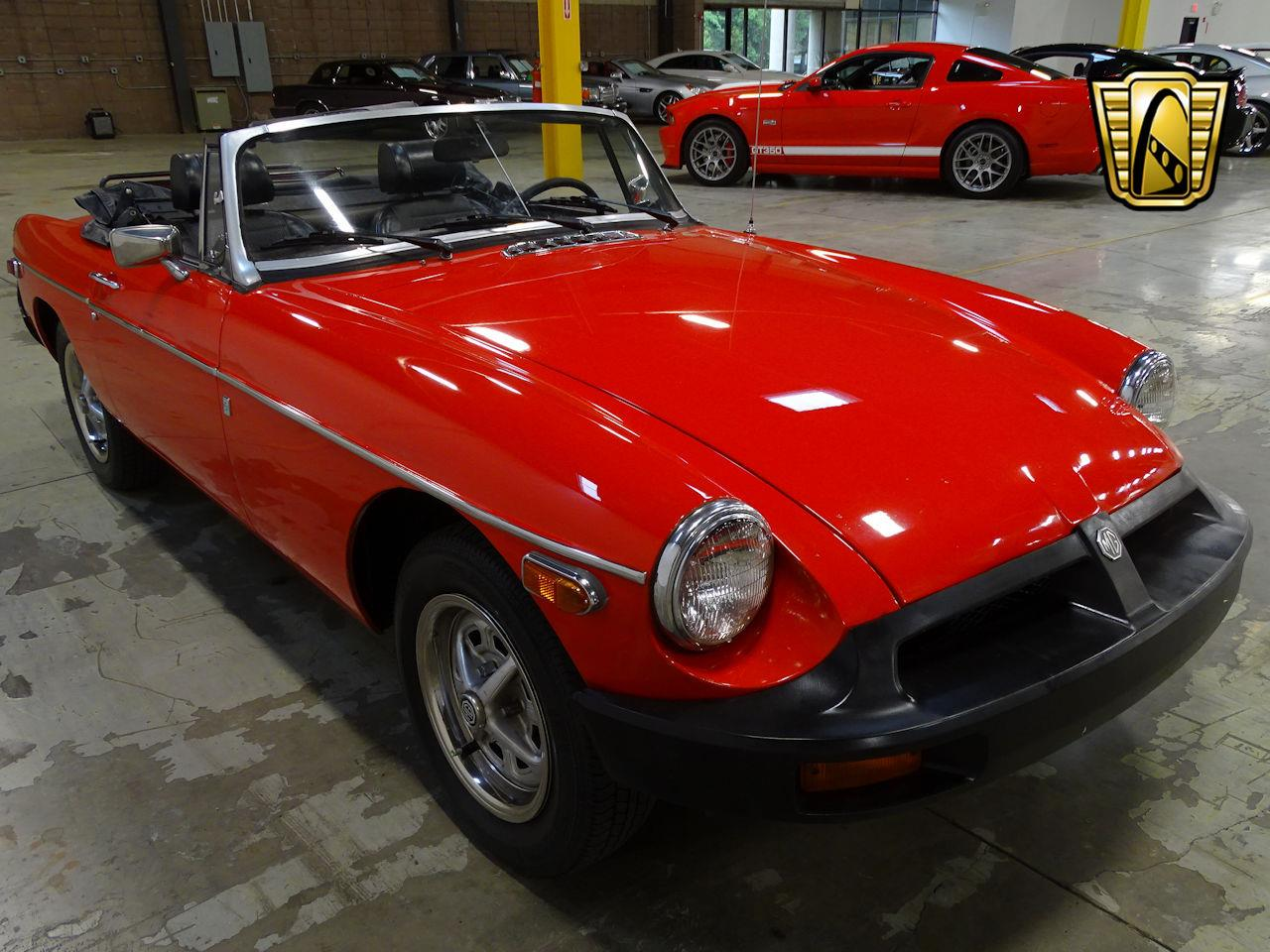 Large Picture of '75 MGB located in New Jersey - $11,595.00 Offered by Gateway Classic Cars - Philadelphia - L7N7