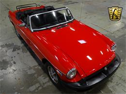 Picture of 1975 MG MGB located in New Jersey - $11,595.00 Offered by Gateway Classic Cars - Philadelphia - L7N7