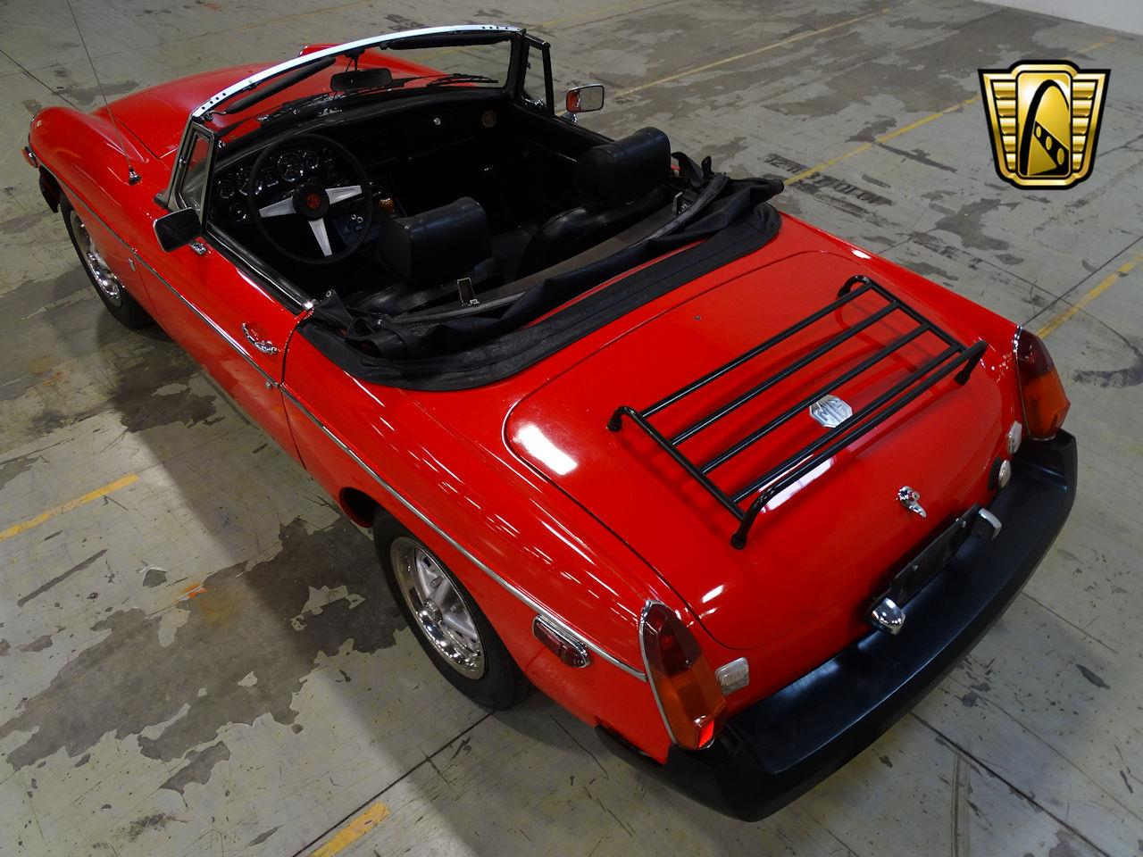 Large Picture of '75 MG MGB located in New Jersey - $11,595.00 Offered by Gateway Classic Cars - Philadelphia - L7N7