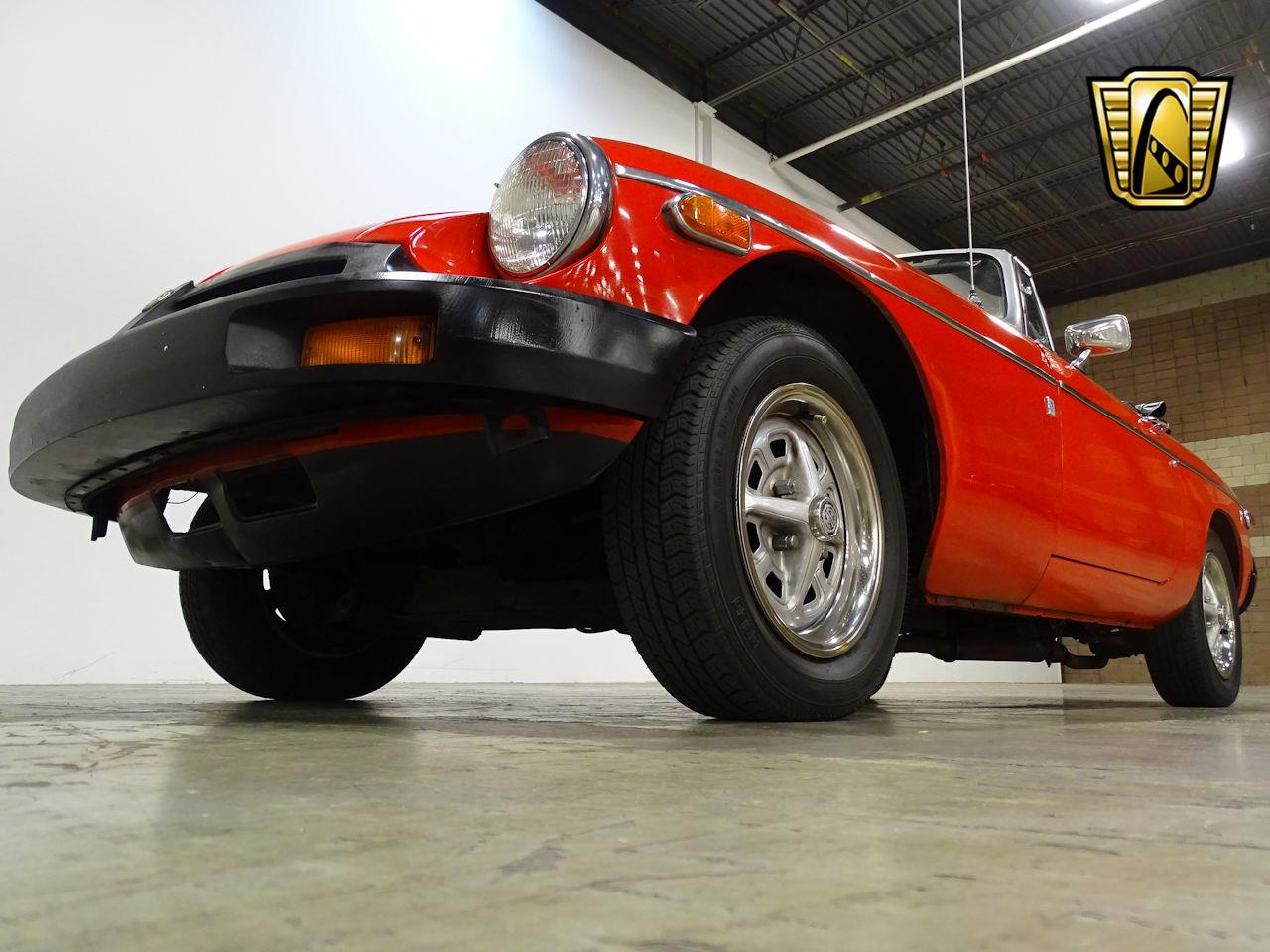 Large Picture of 1975 MGB located in New Jersey - L7N7