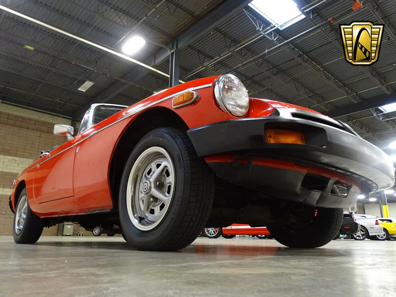 Large Picture of 1975 MG MGB - $11,595.00 Offered by Gateway Classic Cars - Philadelphia - L7N7