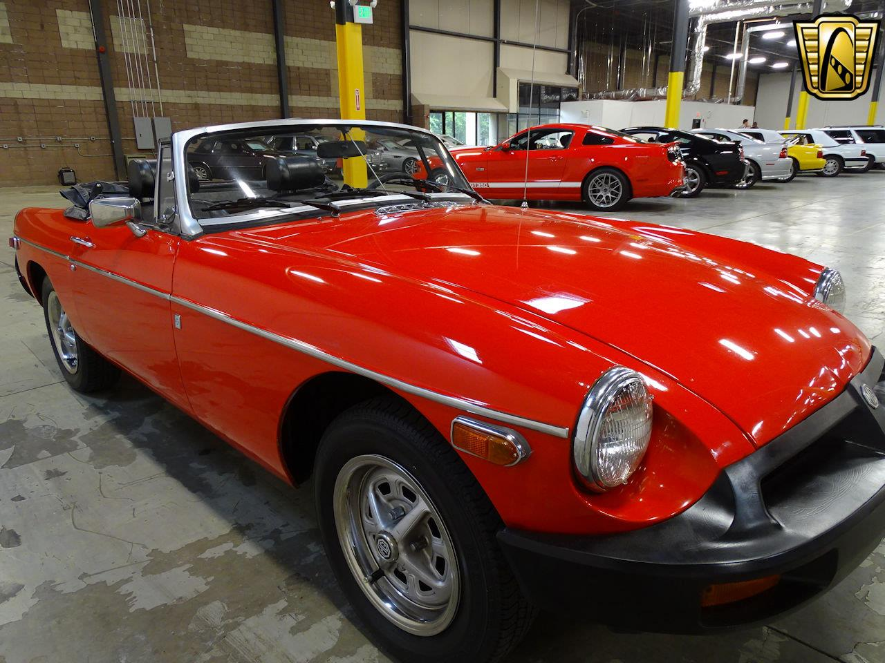 Large Picture of '75 MG MGB located in West Deptford New Jersey Offered by Gateway Classic Cars - Philadelphia - L7N7