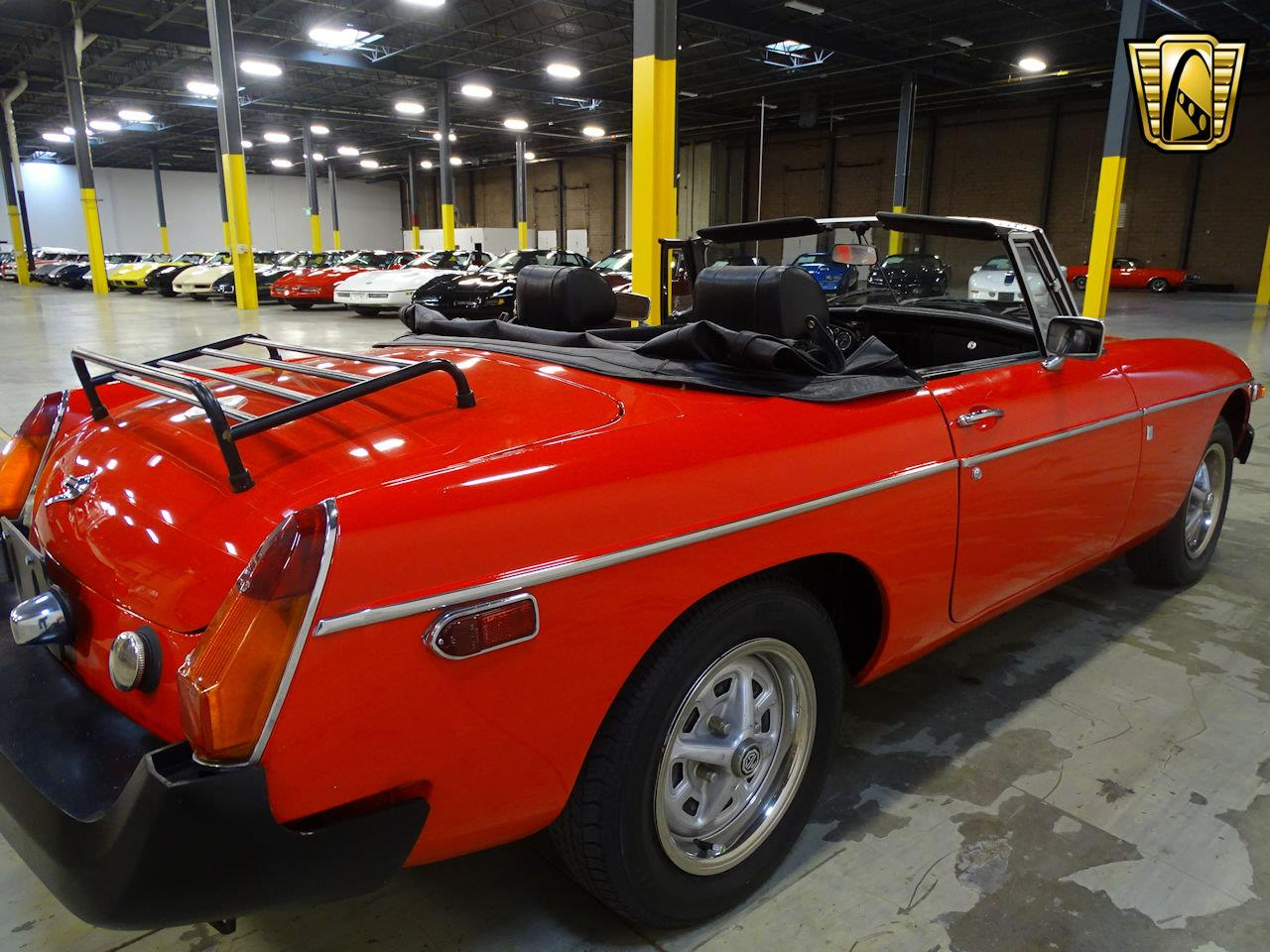 Large Picture of '75 MGB Offered by Gateway Classic Cars - Philadelphia - L7N7