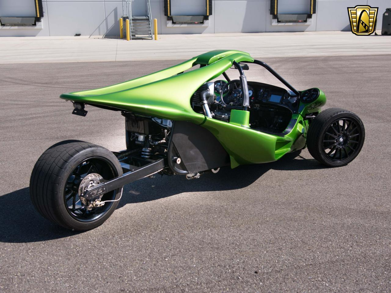 Large Picture of 2008 Kawasaki T-Rex Replica located in Wisconsin - L7NA