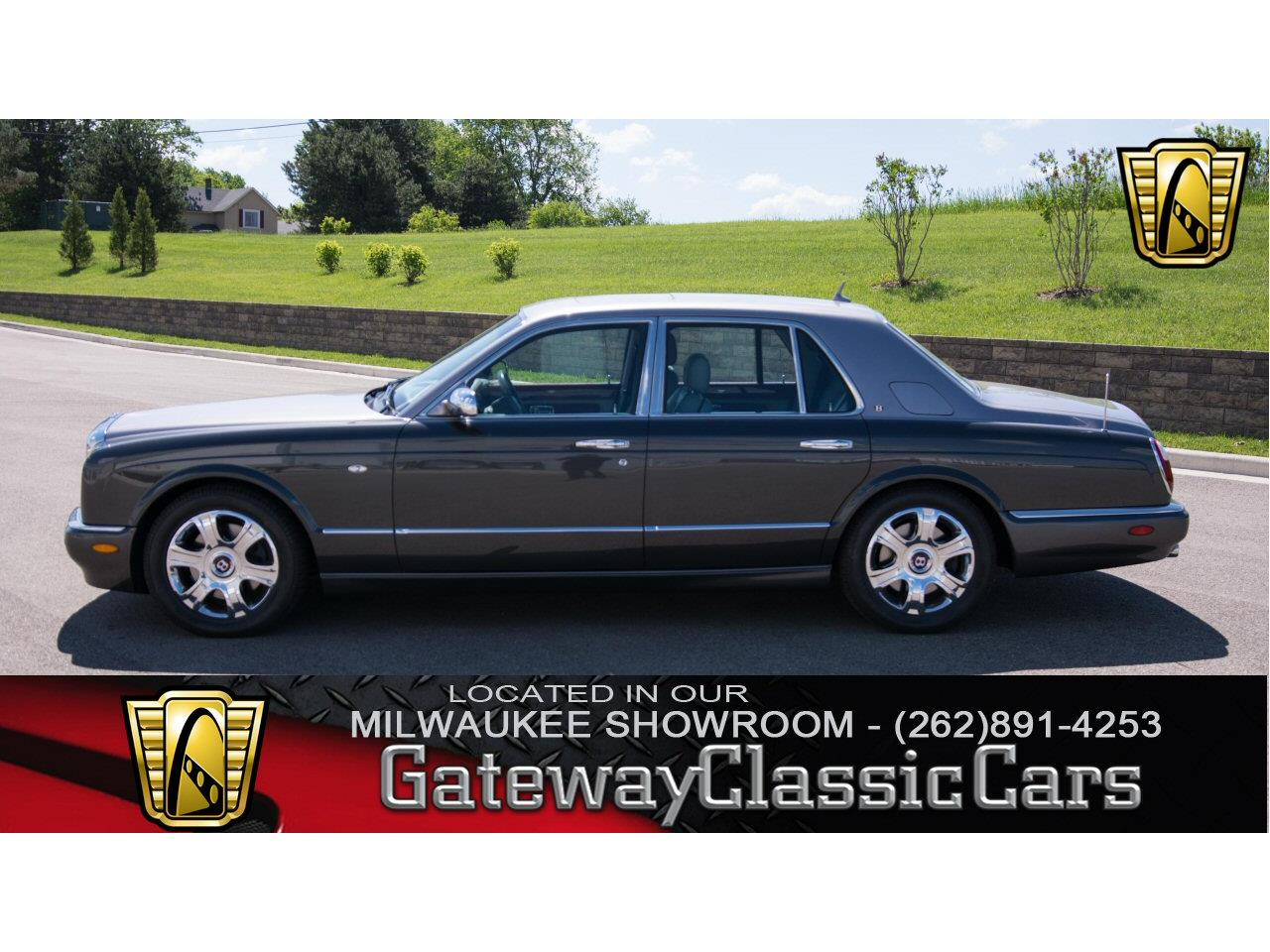 Large Picture of '06 Arnage - L7NB