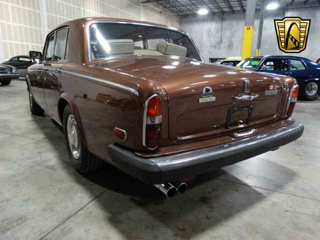 Large Picture of '77 Silver Shadow II - L7NE