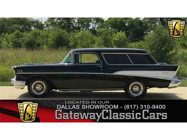 Picture of Classic 1957 Nomad - L7NG