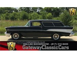 Picture of Classic 1957 Nomad located in Texas - $59,000.00 Offered by Gateway Classic Cars - Dallas - L7NG