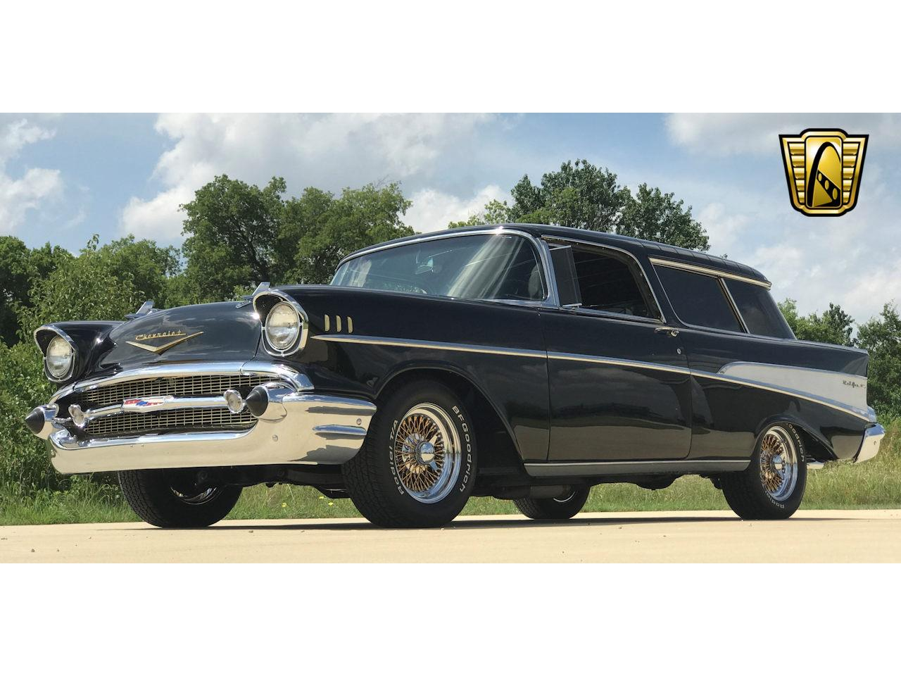 Large Picture of 1957 Chevrolet Nomad located in DFW Airport Texas - $59,000.00 - L7NG