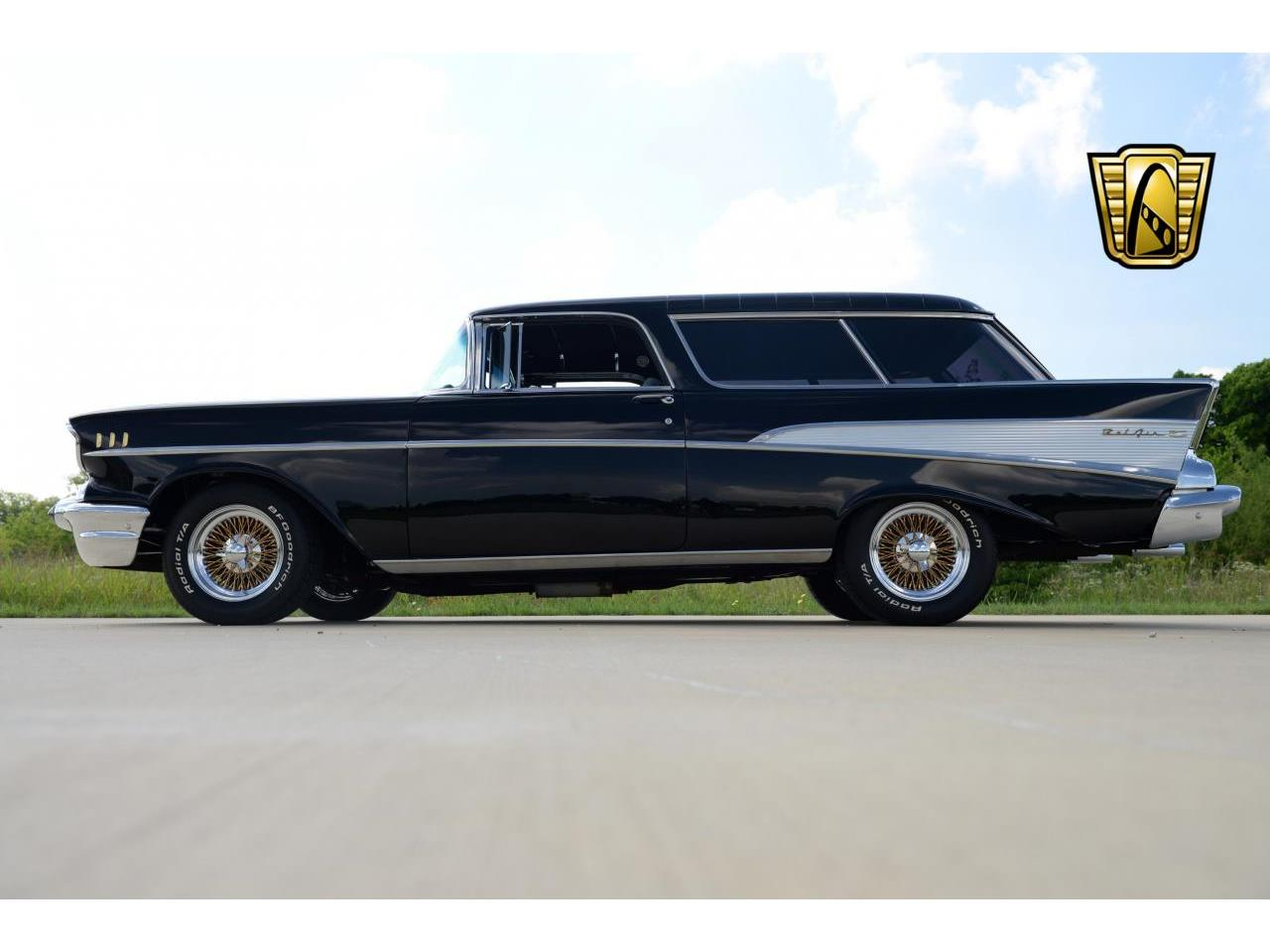 Large Picture of 1957 Chevrolet Nomad - $59,000.00 Offered by Gateway Classic Cars - Dallas - L7NG
