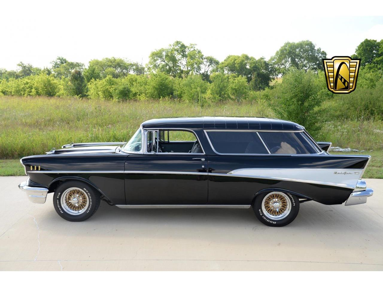 Large Picture of Classic 1957 Chevrolet Nomad - L7NG