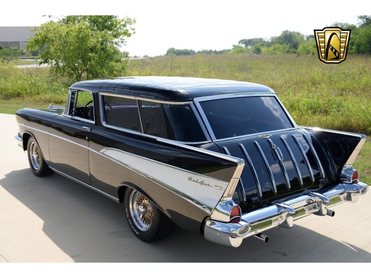 Large Picture of Classic '57 Chevrolet Nomad located in DFW Airport Texas - L7NG