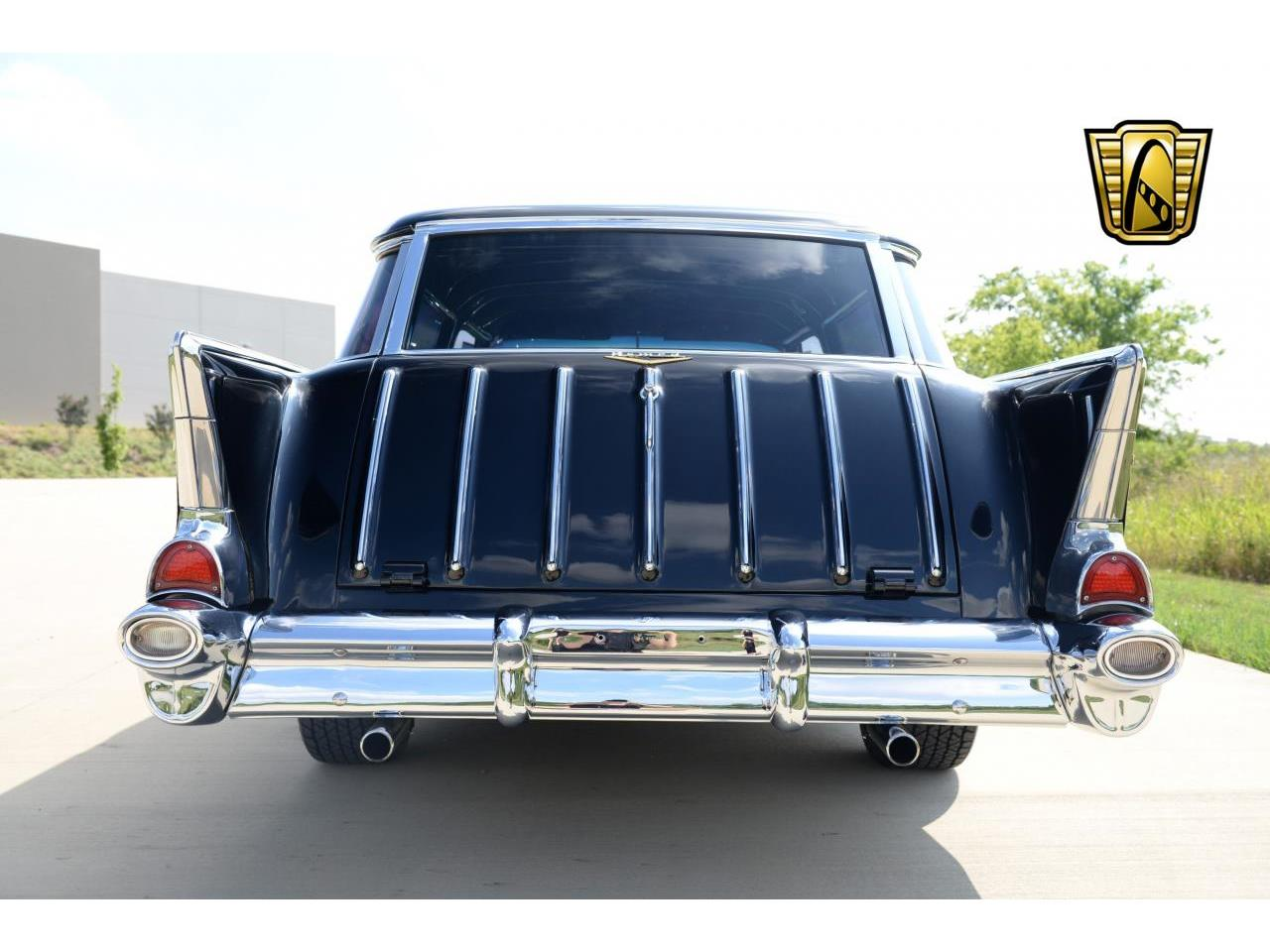 Large Picture of Classic 1957 Chevrolet Nomad located in Texas - $59,000.00 Offered by Gateway Classic Cars - Dallas - L7NG