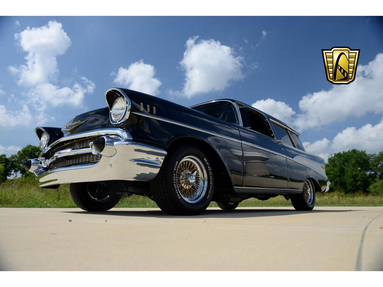 Large Picture of Classic 1957 Chevrolet Nomad located in Texas - $59,000.00 - L7NG