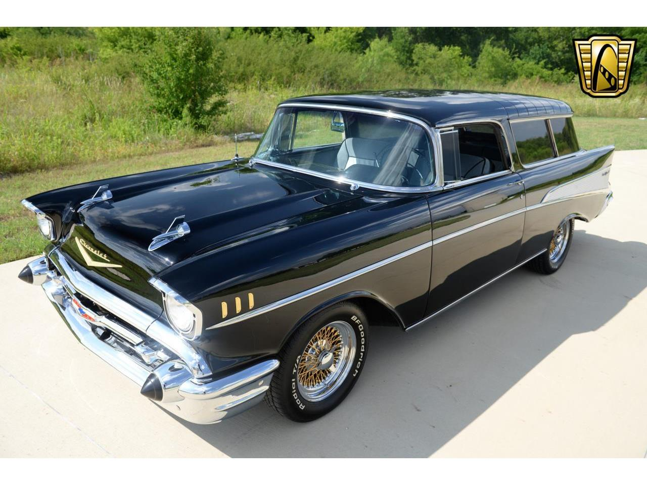 Large Picture of 1957 Nomad located in DFW Airport Texas - $59,000.00 Offered by Gateway Classic Cars - Dallas - L7NG