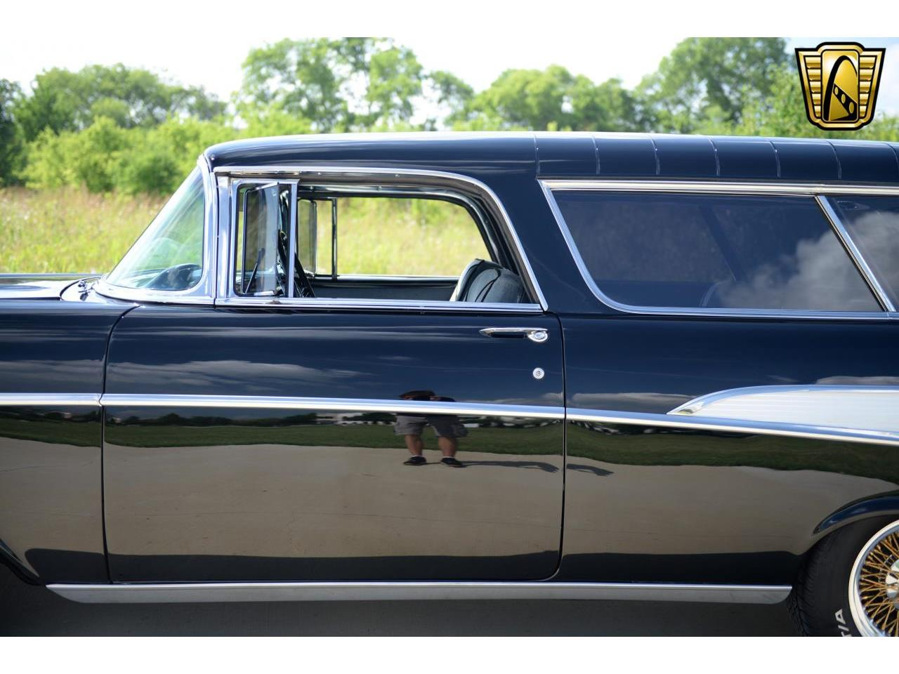 Large Picture of 1957 Chevrolet Nomad Offered by Gateway Classic Cars - Dallas - L7NG