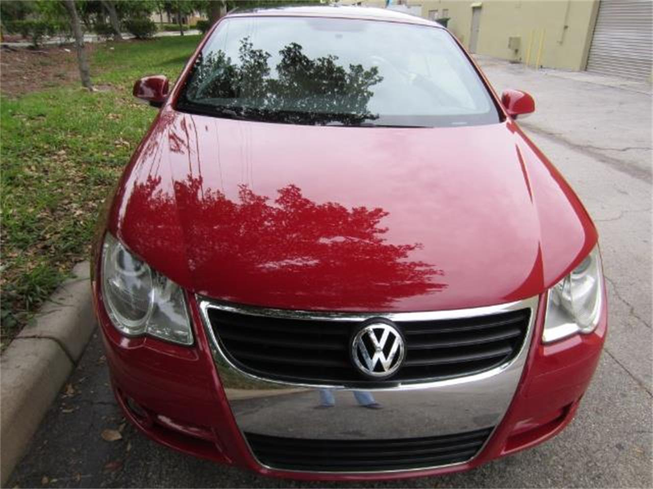 Large Picture of 2008 Volkswagen EosTurbo - $11,900.00 - L7OI