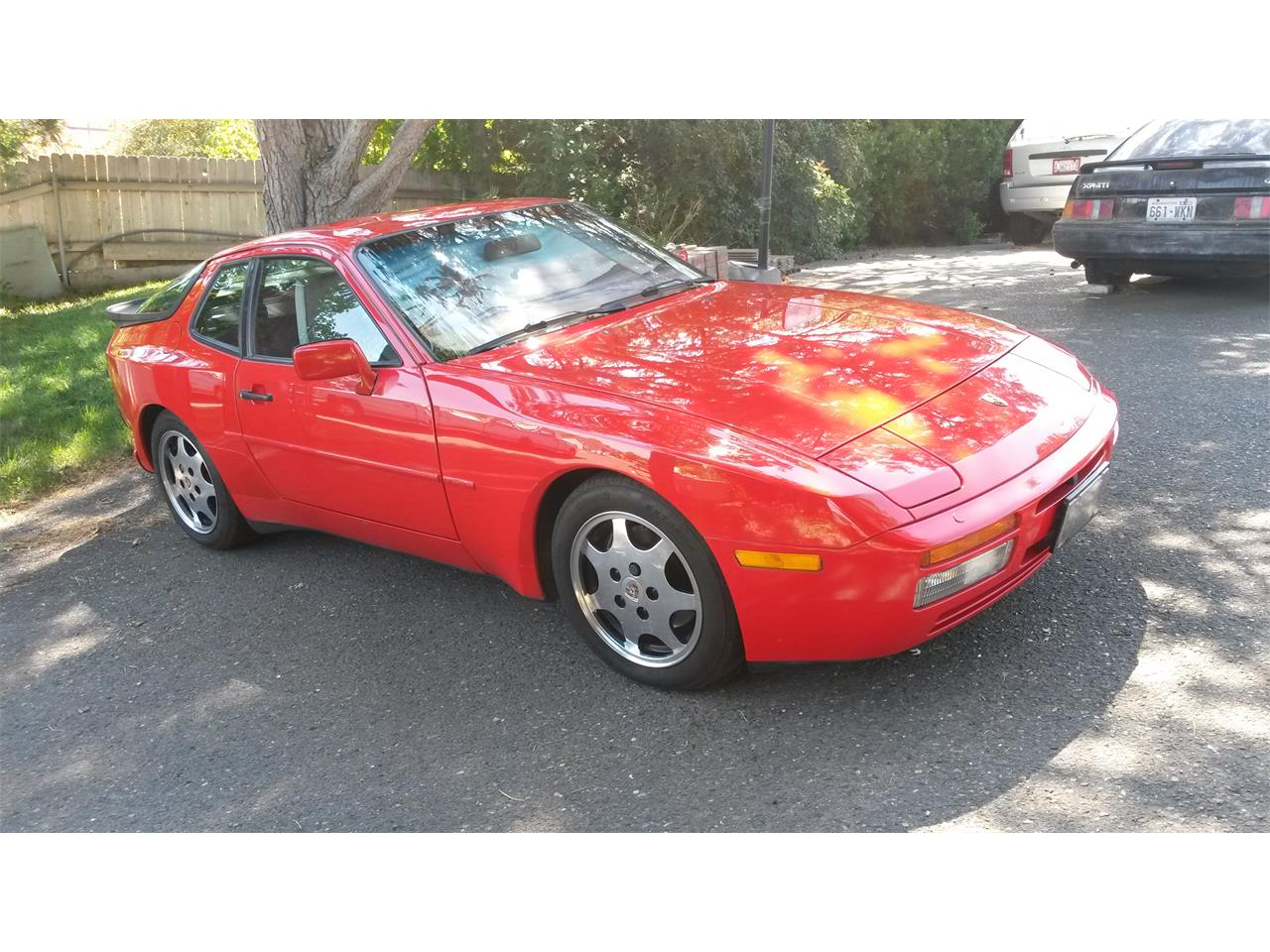 Large Picture of '89 Porsche 944S2 located in Kennewick Washington Offered by a Private Seller - L7PM