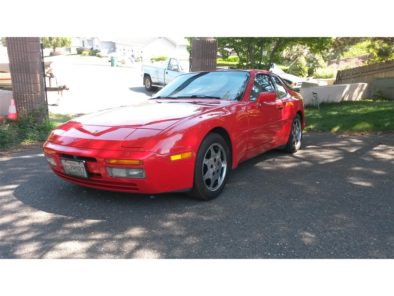 Large Picture of '89 Porsche 944S2 located in Washington - $25,000.00 - L7PM