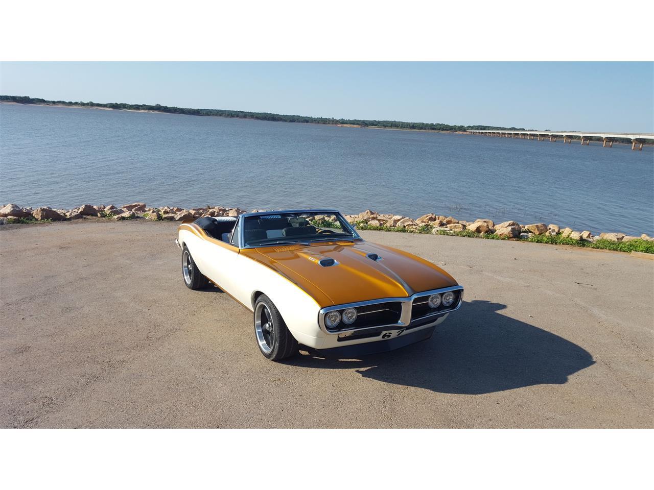 For Sale: 1967 Pontiac Firebird 400 in Gordonville, Texas