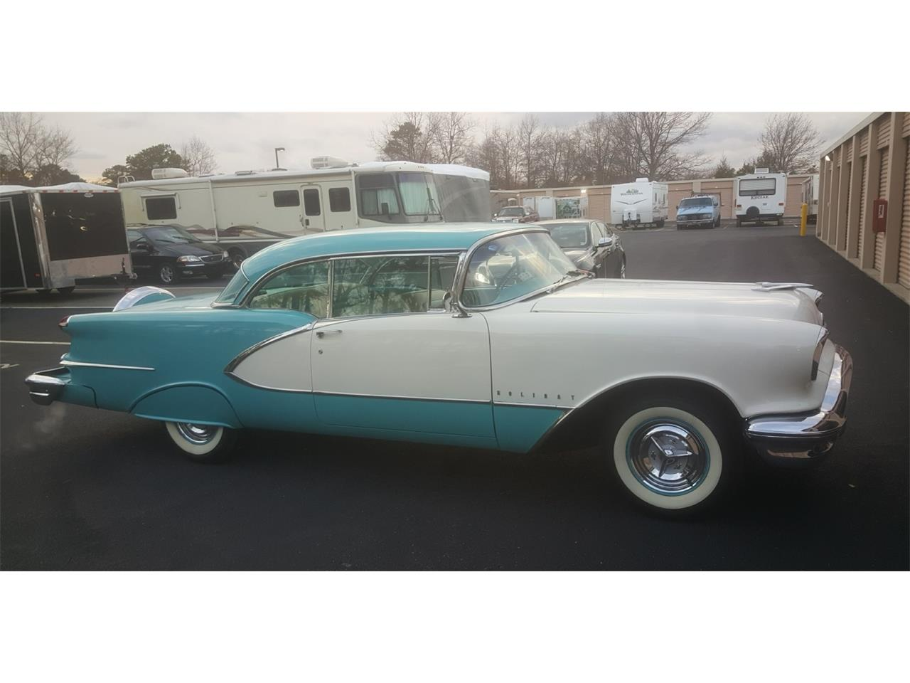 Large Picture of 1956 Oldsmobile 98 - $30,000.00 - L7Q0