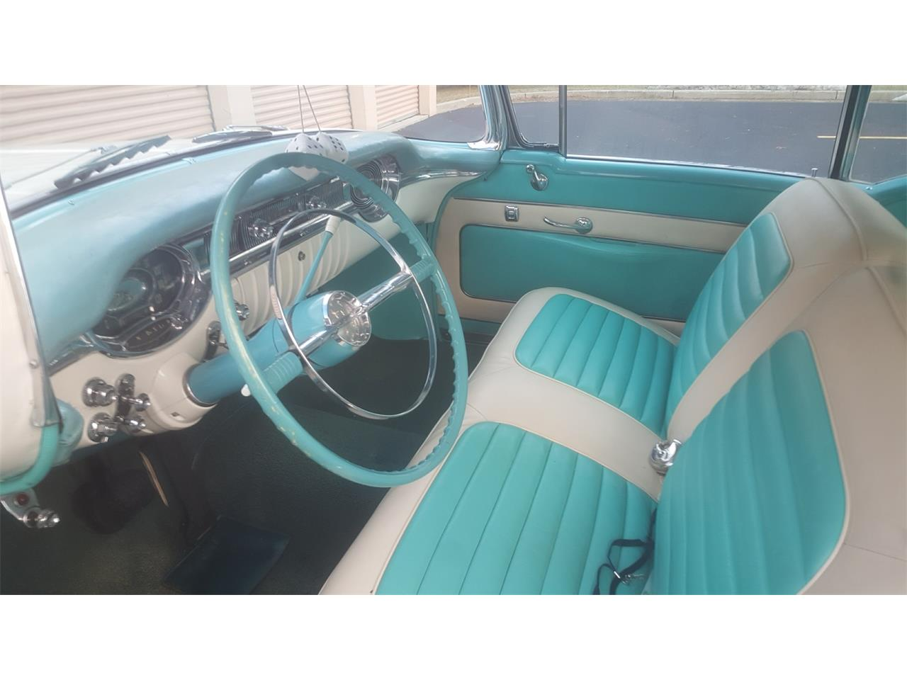 Large Picture of Classic 1956 Oldsmobile 98 located in Toms River New Jersey - $30,000.00 - L7Q0