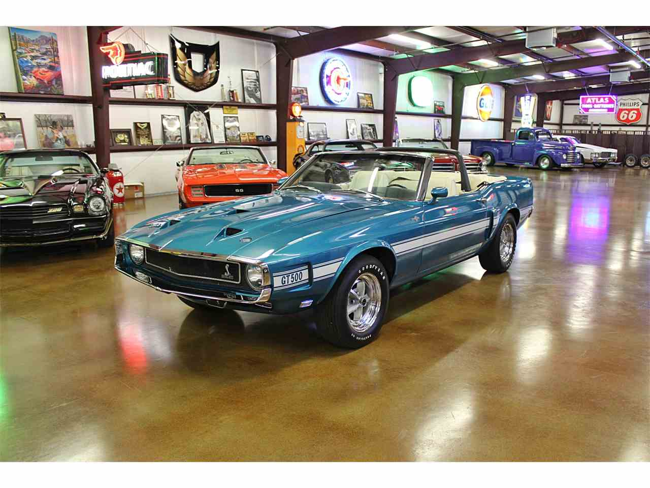 Classic Cars For Sale Houston Area: 1969 Shelby GT500 For Sale