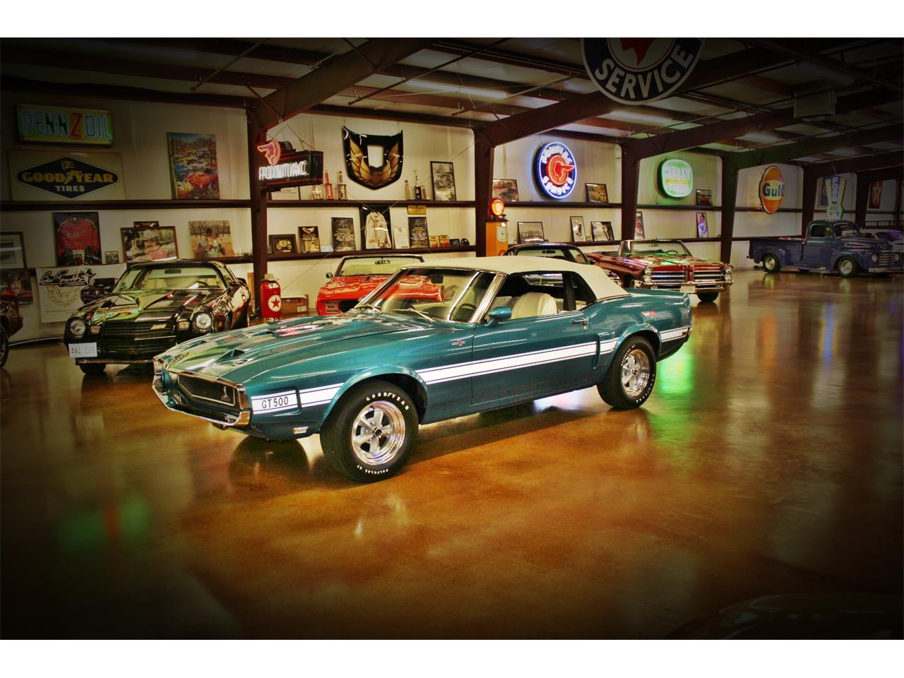 Large Picture of '69 GT500 - L7Q8