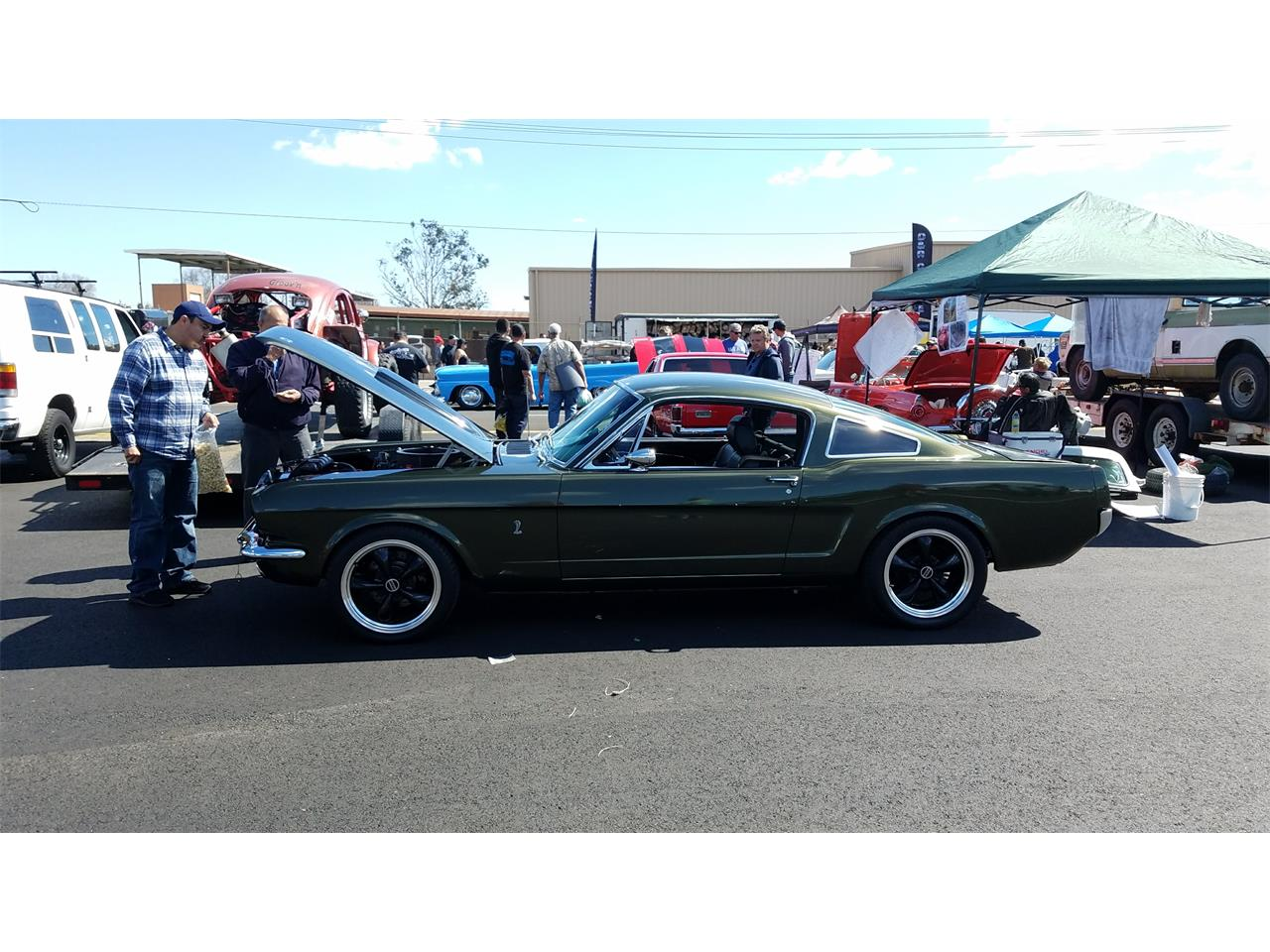 Large Picture of '65 Mustang - L7QD