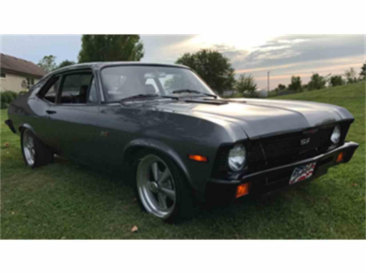 1971 Chevrolet Nova for Sale | ClassicCars.com | CC-989804