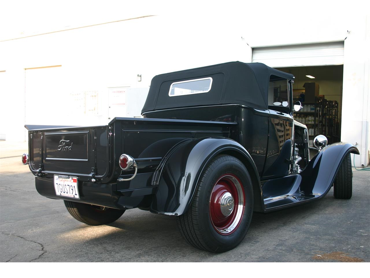 Large Picture of '31 Model A - L7QL