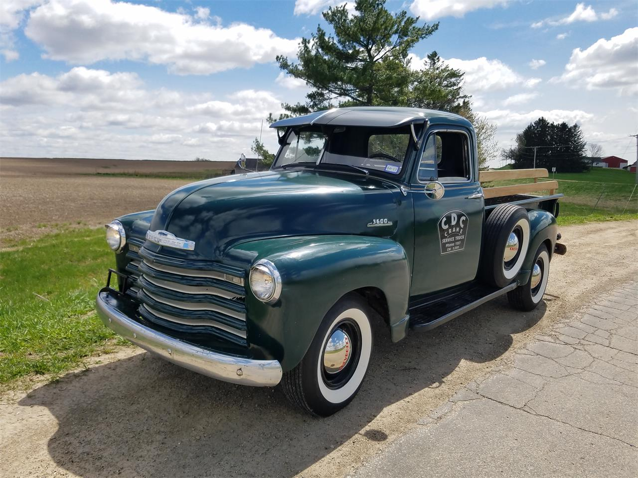 Large Picture of 1953 3600 - $21,995.00 - L7QU