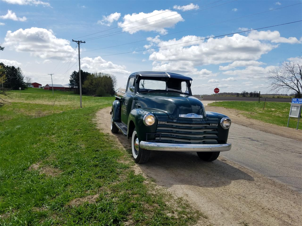Large Picture of Classic 1953 Chevrolet 3600 - $21,995.00 Offered by a Private Seller - L7QU
