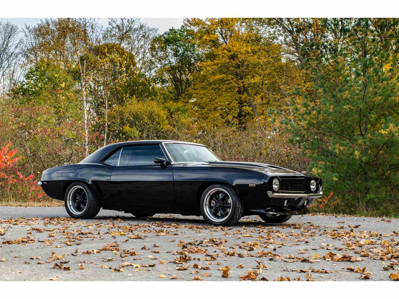 Large Picture of '69 Camaro  - L7W0