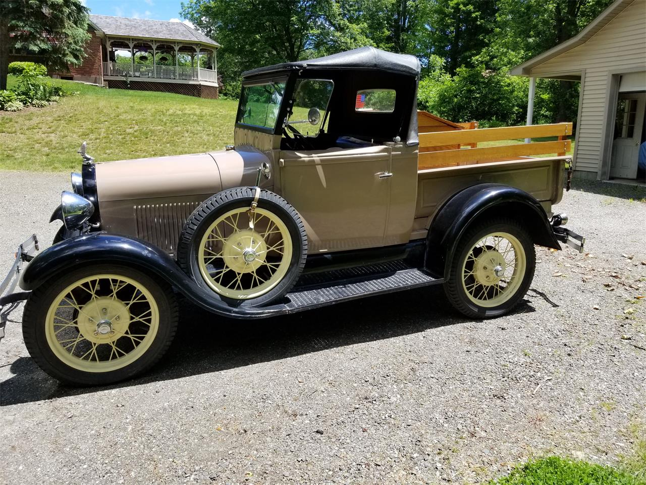 Large Picture of '29 Model A - L8NX