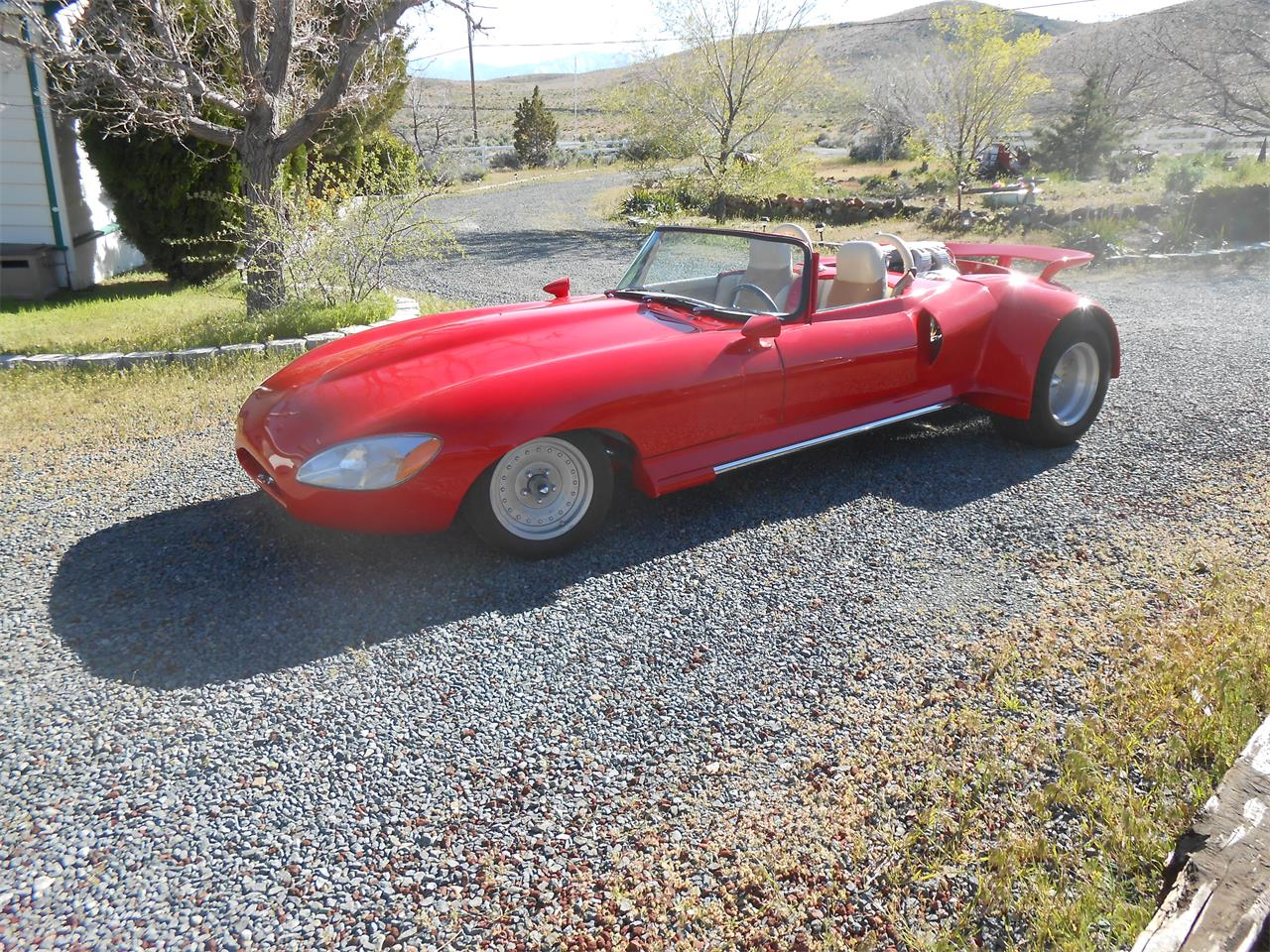 Large Picture of 1968 Jaguar XKE located in Nevada Offered by a Private Seller - L8O0