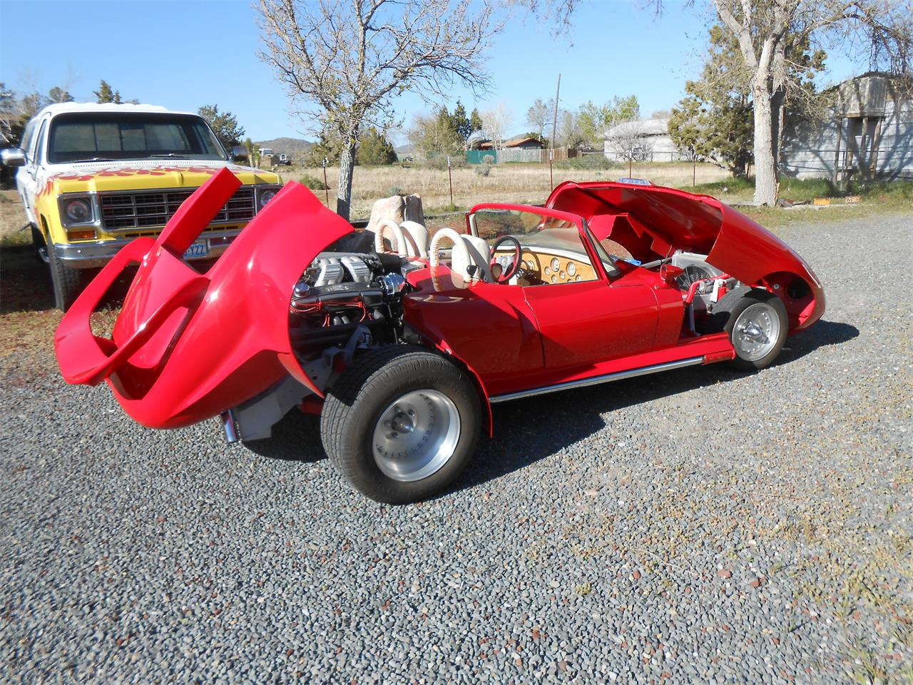 Large Picture of Classic '68 Jaguar XKE located in Nevada - $55,000.00 - L8O0
