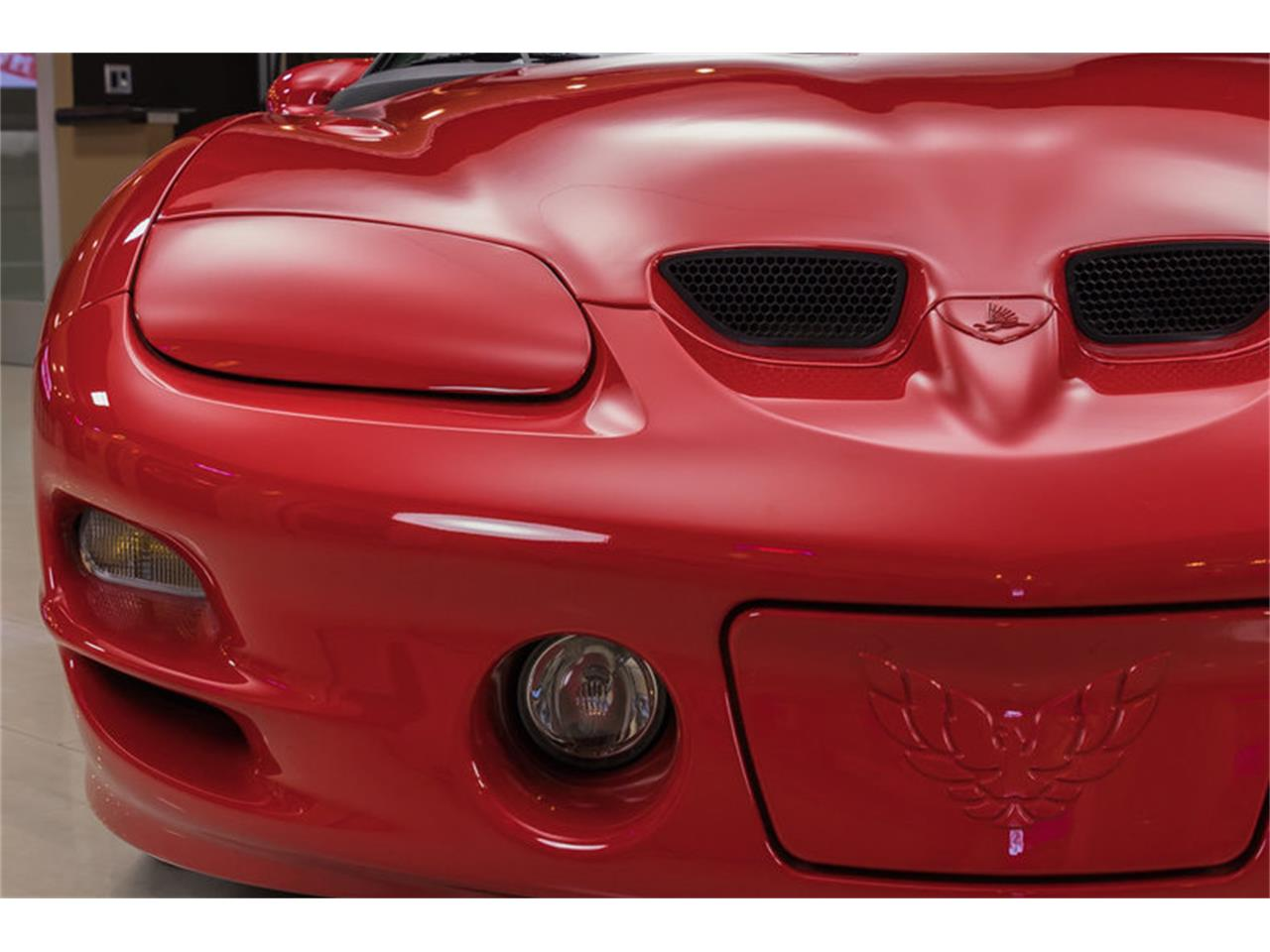 Large Picture of '02 Firebird Trans Am Firehawk Convertible - L8OH