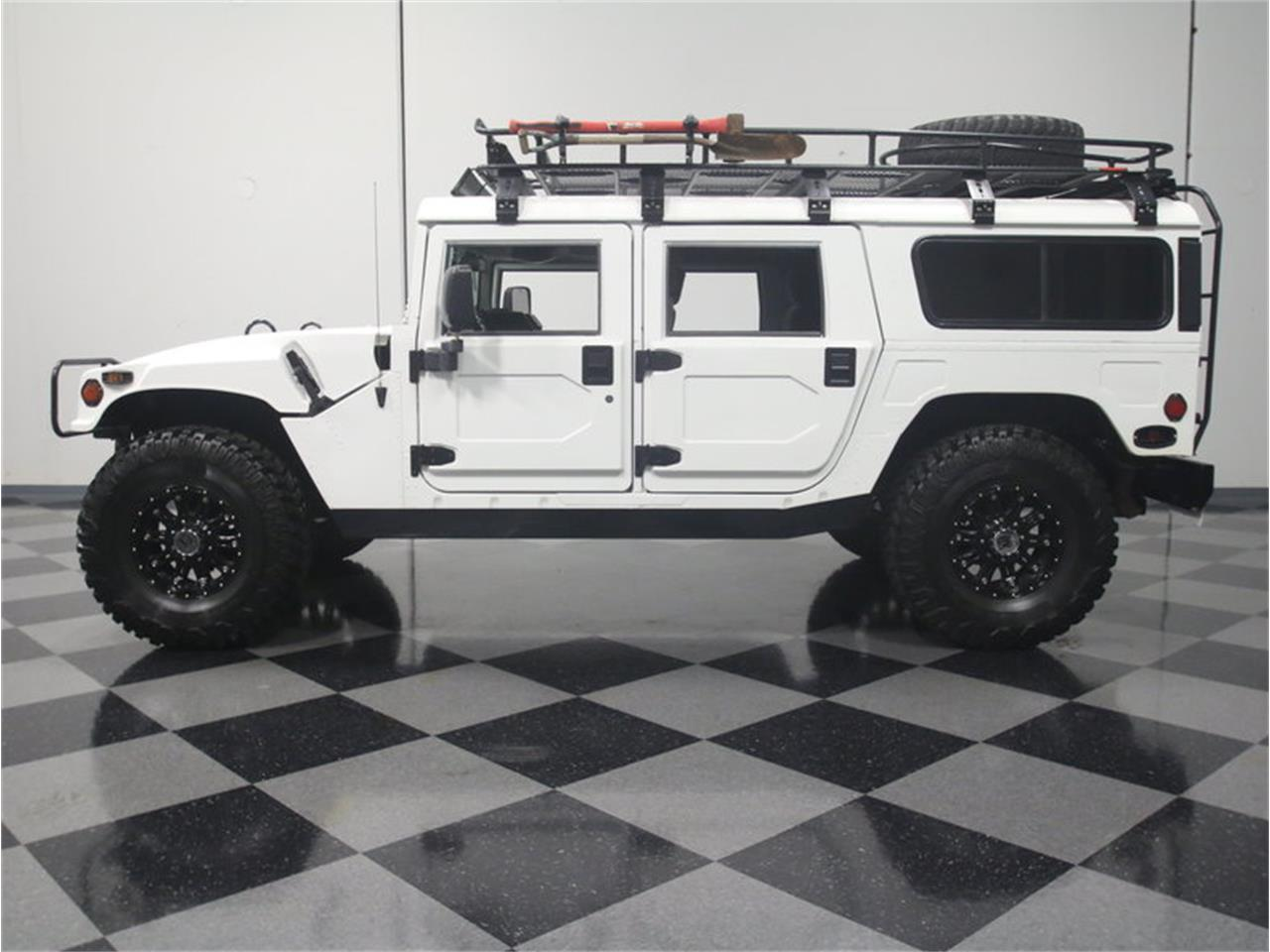Large Picture of '97 Hummer H1 - L8OI