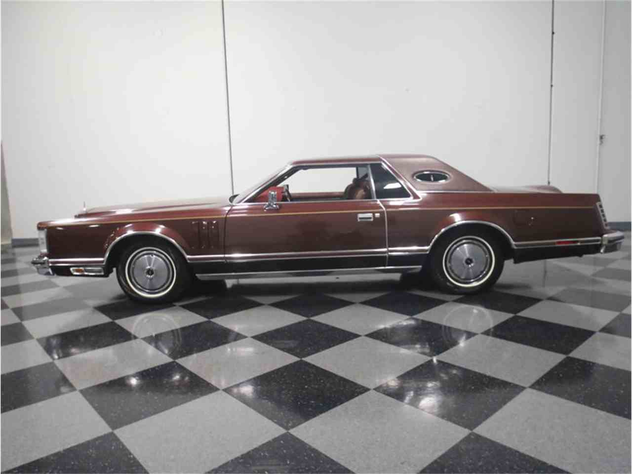 Large Picture of '77 Continental Mark V - L8OM