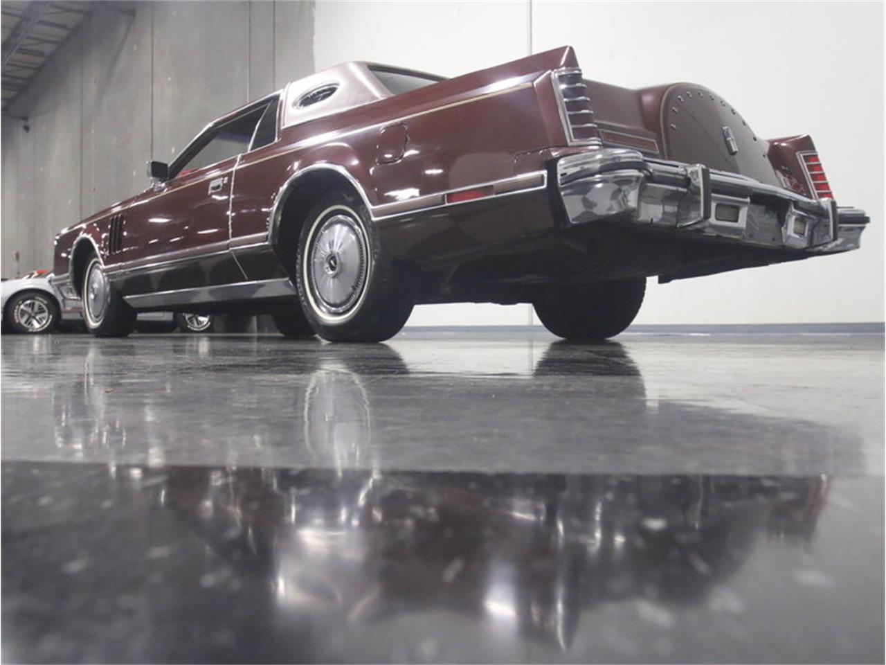 Large Picture of '77 Lincoln Continental Mark V - $10,995.00 Offered by Streetside Classics - Atlanta - L8OM