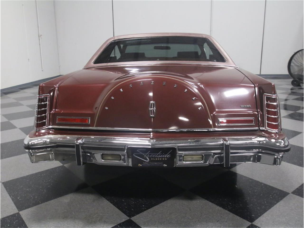 Large Picture of '77 Lincoln Continental Mark V located in Lithia Springs Georgia - $10,995.00 Offered by Streetside Classics - Atlanta - L8OM