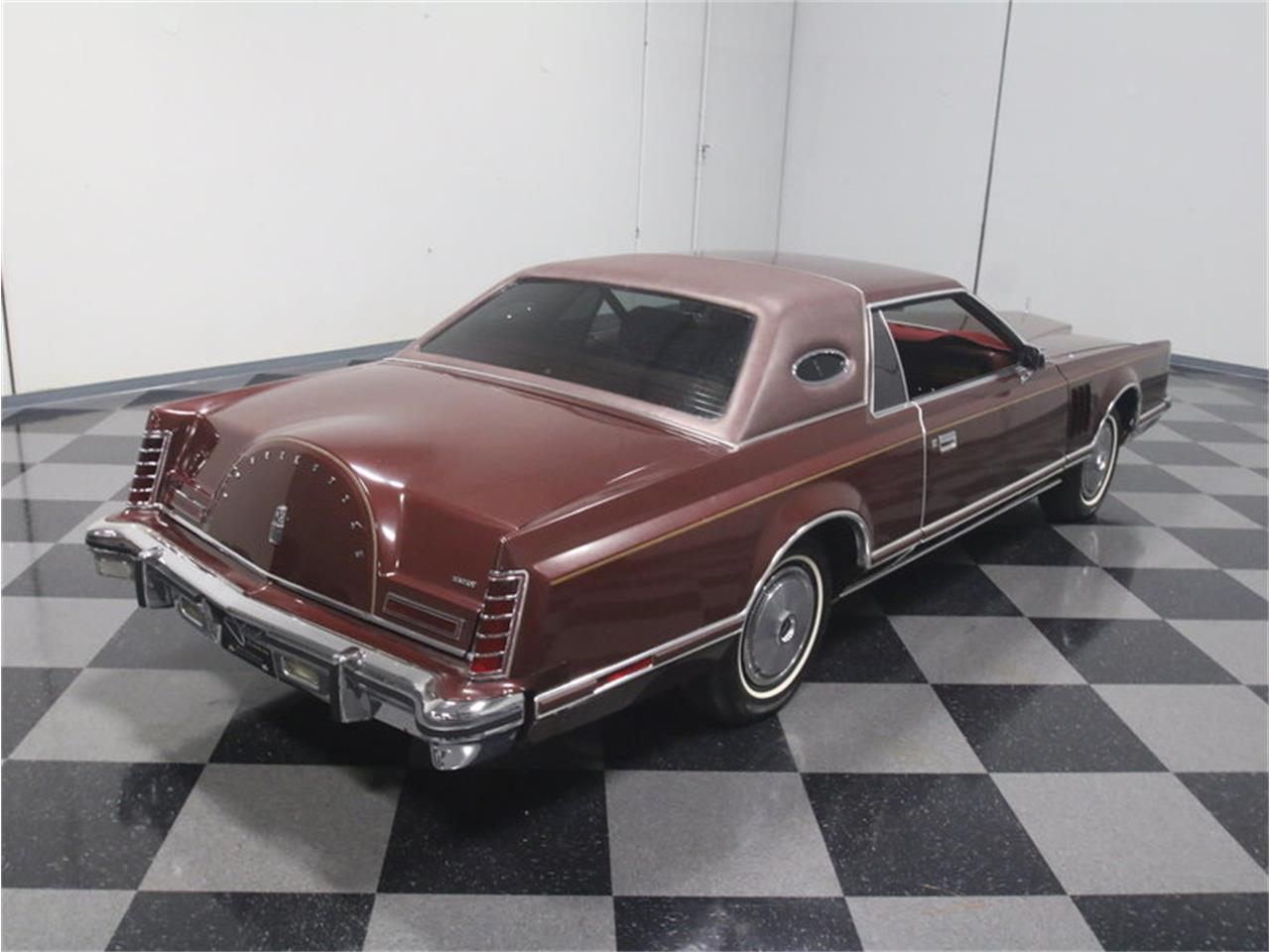 Large Picture of 1977 Lincoln Continental Mark V located in Georgia - $10,995.00 - L8OM