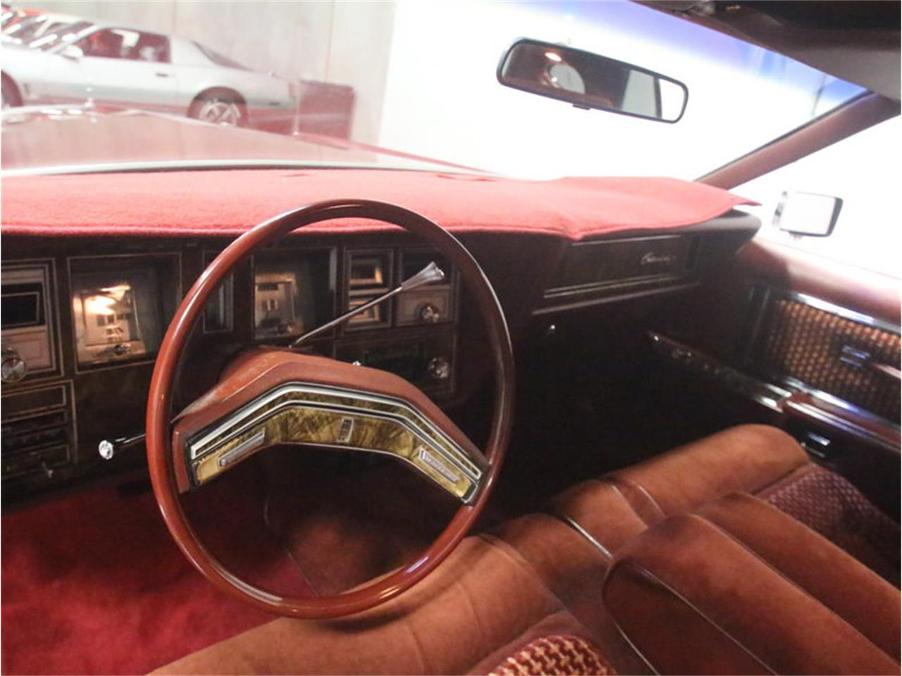 Large Picture of '77 Continental Mark V - $10,995.00 Offered by Streetside Classics - Atlanta - L8OM